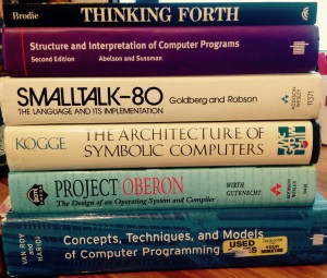 Six works of Computer Science-Fiction